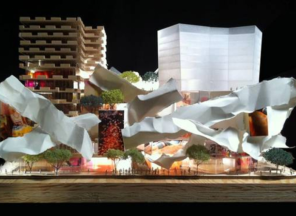 Mirvish Gehry Plan
