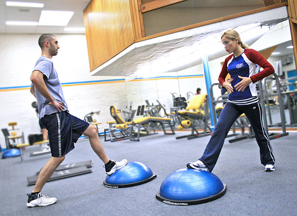 Toronto's best personal trainers