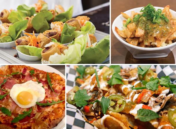Toronto Food Mashups