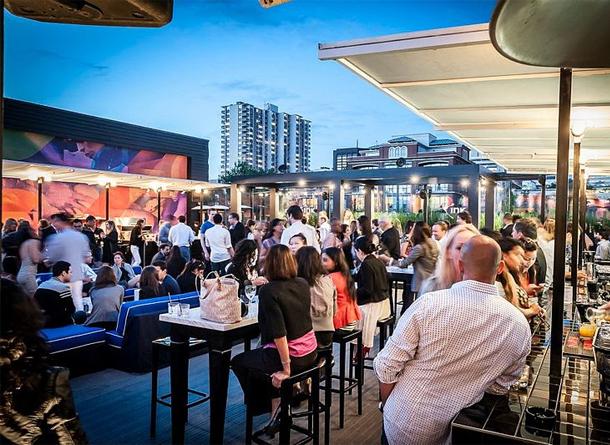 Toronto patios