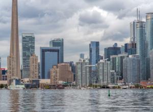 Toronto Skyline partial